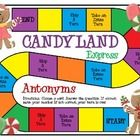 This is a fun way to practice identifying antonyms! In this game, students read sentences and decided what is the antonym of an underlined word...