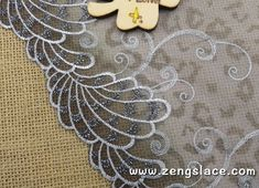 Items similar to Wide lace trim with wavy lace embroidery, couture trim, french lingerie lace, castteam, about 8 inches wide lace by the yard. on Etsy Border Embroidery, Embroidery Patterns, French Lingerie, Green And Grey, Lace Trim, Mesh, Kids Rugs, Beads, Yard