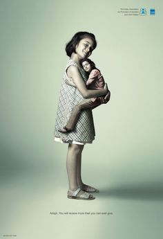 The Indian Association For Promotion Of Adoption & Child Welfare: Mother & Daughter | Ads of the World™