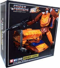 Transformers Takara Masterpiece Collection Hot Rodimus