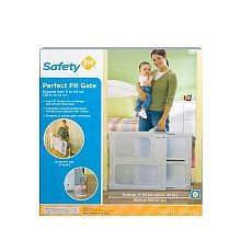 Safety Perfect Fit Gate - The innovative design of the Safety Perfect Fit Gate ensures a secure fit in entryways. Toys R Us Canada, Base Moulding, Crawling Baby, Pet Gate, Home Safety, Lose Belly Fat, Innovation Design, Get In Shape, Healthy Weight Loss