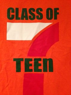 high school class shirts
