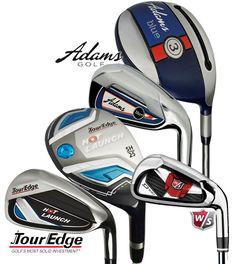 Awesome Iron Sets! | Rock Bottom Golf #RockBottomGolf