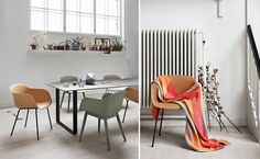 muuto fiber chair - Google Search