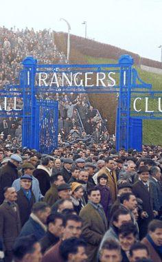 Ibrox Park, Rangers in the Rangers Football, Rangers Fc, Park Rangers, British Football, Belfast, Northern Ireland, Glasgow, Liverpool, Britain