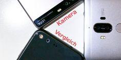 Huawei Mate 9 vs. P9 vs. Google Pixel im Fotovergleich #Kamera #News #Test