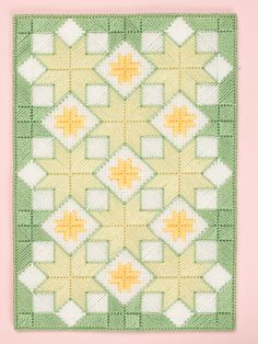 Quilts in the Kitchen   placemat  