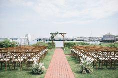 White Elephant Nantucket Coastal Beach New England Wedding Ceremony Lauren Wells Laurenswells Lwellsevents