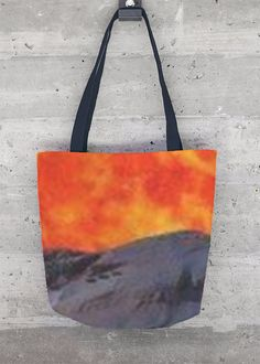 VIDA Tote Bag - TRANQUILLITY by VIDA ZcMXR