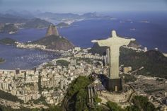 Have you heard about Rio de Janeiro? It is a huge and populous city. Rio de Janeiro also known as Rio is in Brazil. Tromso, Great Pyramid Of Giza, Pyramids Of Giza, World Traveler, Wonders Of The World, Monument Valley, Paris Skyline, Mount Rushmore, Attraction