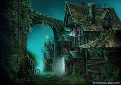 village_north by ~Ben-Andrews on deviantART