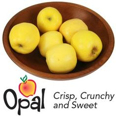 This is one of my favorite apples!