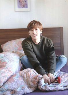Eunhyuk 은혁 from Super Junior 슈퍼주니어