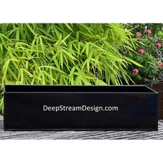 DeepStream custom welds planters to any size in rugged food safe polypropylene and HDPE. Have a question or want to discuss your project or challenges? Call Sheila at (305) 857-0466 between 8:30 AM and 6:00 PM for a quick quote or email her at dsdmiami@gmail.com Planter Liners, Plastic Planter, Quick Quotes, Replant, Safe Food, Planters, Commercial, Bench, Challenges