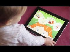 Kids' Dental Health iPad App! Interactive with games to help learn