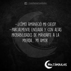 ... #Noctámbulos.