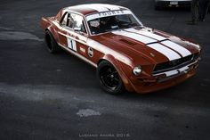 Ford Mustang, by Luciano Acuña www.facebook.com/racingmindchile