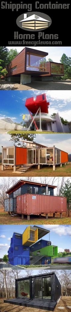 Container House - Shipping Container Home Great Design and Construction Ideas On How To Build A Shipping Container House And Live In! - Who Else Wants Simple Step-By-Step Plans To Design And Build A Container Home From Scratch?
