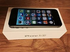Apple iPhone 5s 16GB (Space Gray) - Unlocked