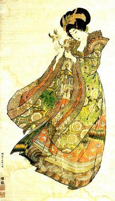 Chinese, T'ang dynasty Hanfu