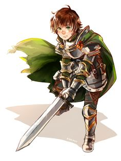 Hiccup as Link