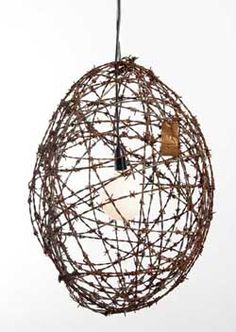 Egg Light by Great Balls of Wire
