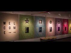 NAU String Art Gallery - YouTube