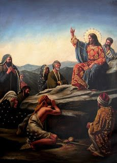 Su autoproclamación como Hijo de Dios, el Anuncio del Reino