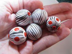 Artybecca: Tutoriel: Facile Stripes organiques