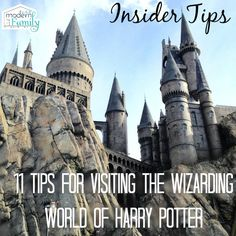 Insider Tips about The Wizarding World Of Harry Potter