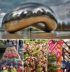 City: ChicagoPopulation: 2.8 million (9.5 million in the metropolitan area)Local specialties: Deep-dish pizza, Chicago-style hot dogs, steak, beer, local produce, various ethnic dishes Perhaps best known for its deep-dish pizza and eponymous hot dog, Chicago is truly a city of neighborhoods, and home cooking here reflects that. Midwestern comfort food holds a special place in Chicagoans' hearts, although many cooks here now prefer a lighter, more seasonal approach, most of the time anyway...