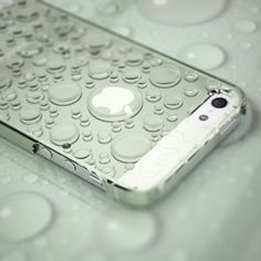 Storm-Wear Rainy Day iPhone 5 Polymer Shell Case by