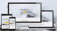 Gallivant Days : a responsive landing page template http://www.themeswild.com/template/gallivant