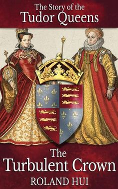 We're hosting day 1 of Roland Hui's Book Tour on our sister site, @EarlyModernEngland. If you're a late medievalist and early modern history fan, this will be right up your alley. Don't hesitate to enter our international contest. We're giving away a copy of his latest novel: The Turbulent Crown: The Story of the Tudor Queens. #books #women #queenship #tudor   READ THIS: http://www.earlymodernengland.com/2017/02/the-turbulent-crown-the-story-of-the-tudor-queens-book-tour-and-giveaway/