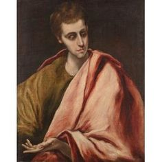 St. John, After El Greco, 1590-1595, Dallas Museum of Art