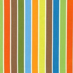 Robin Zingone - Flirty Flowers - Stripe in Spring