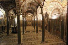 Tomb of St. Cecilia | da lreed76