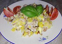 Zapečený smetanový patizon Grains, Rice, Food, Eten, Seeds, Meals, Korn, Diet