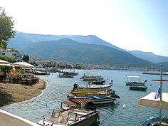 Tyros, Greece, Summer