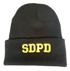 Prepare yourself for the upcoming brisk Fall weather by picking up a SDPD beanie at the POA store. They will keep you nice and warm! The beanies cost only $11.00 each (plus tax).