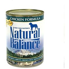 Natural Balance Pet Food Canned Dog Food Chicken -- 13 oz by Natural Balance Pet Food --- You could find out more details at the link of the image. (This is an affiliate link and I receive a commission for the sales)