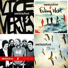 switchfoot💚 on Spotify