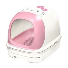 Brand NEW Limited Quantities Cleanliness Hello Kitty PET Toilet BOX Dome Type | eBay