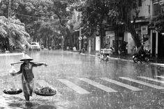 Vietnam - rain photography