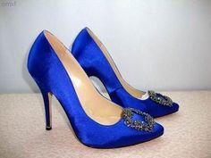 Manolo Heals (my dream shoes!) :)