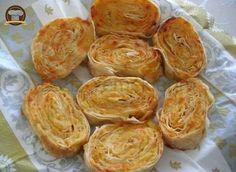 Patatesli Rulo Böreği