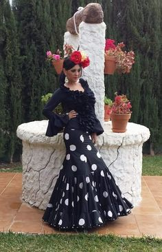 (70) vestidos de flamenca y ole¡¡¡¡