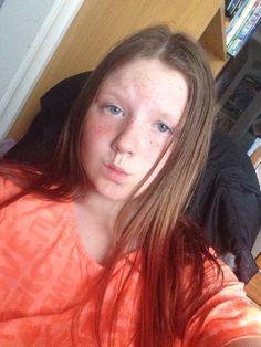 So... Red hair huh