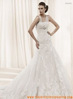 Desmont  Vestido de Novia  La Sposa