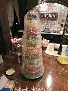 """We had a small Christmas party last Saturday with some wonderful, dear friends of ours. I knew it would be the perfect opportunity to make another """"Appetizer Tree"""". I had originally tried it for Thanksgiving. That one was a huge success, so this one was a no brainer.  Appetizer Trees are a... Read More »"""